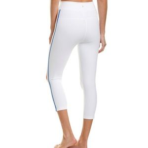 Spiritual Gangster Pants & Jumpsuits - Spiritual Gangster Rainbow Stripe Crop Pants.